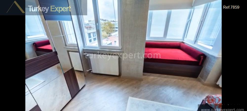 furnished apartment in nisantasi sisli8