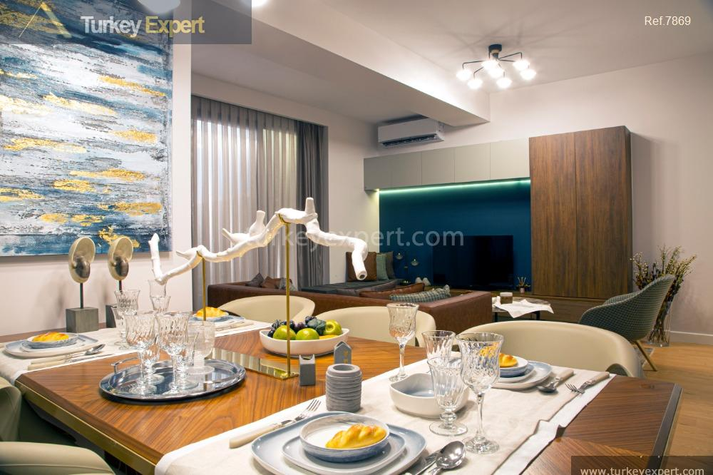 _fi_smart home system apartments for4