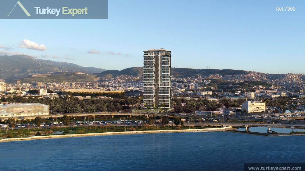 11residential project with sea views in izmir1
