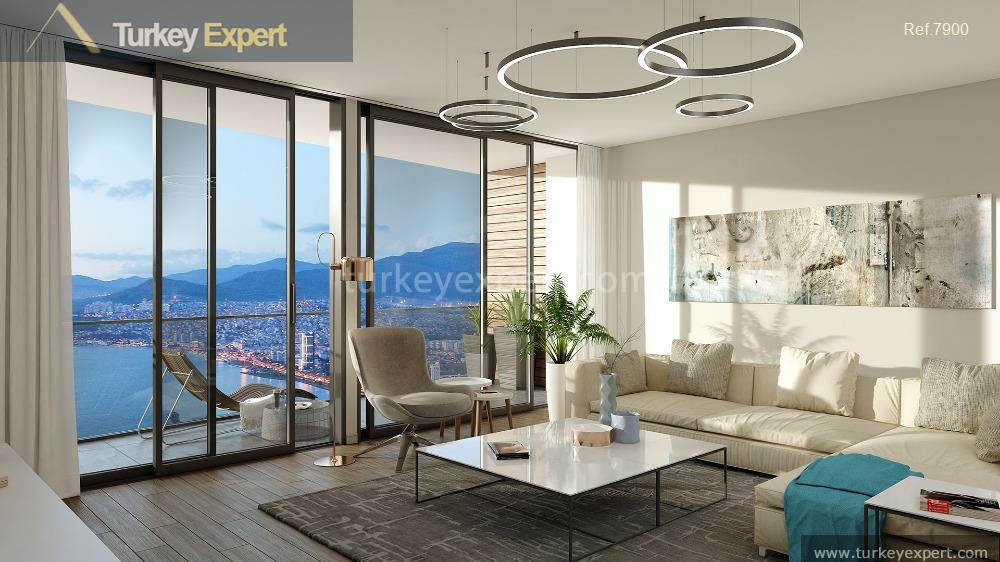 3residential project with sea views in izmir6