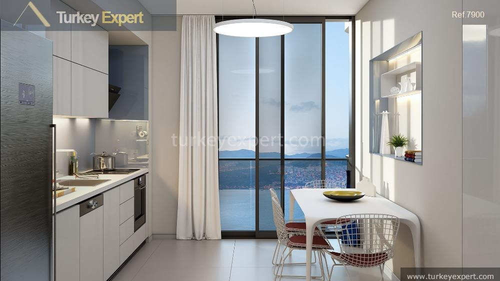 residential project with sea views in izmir8