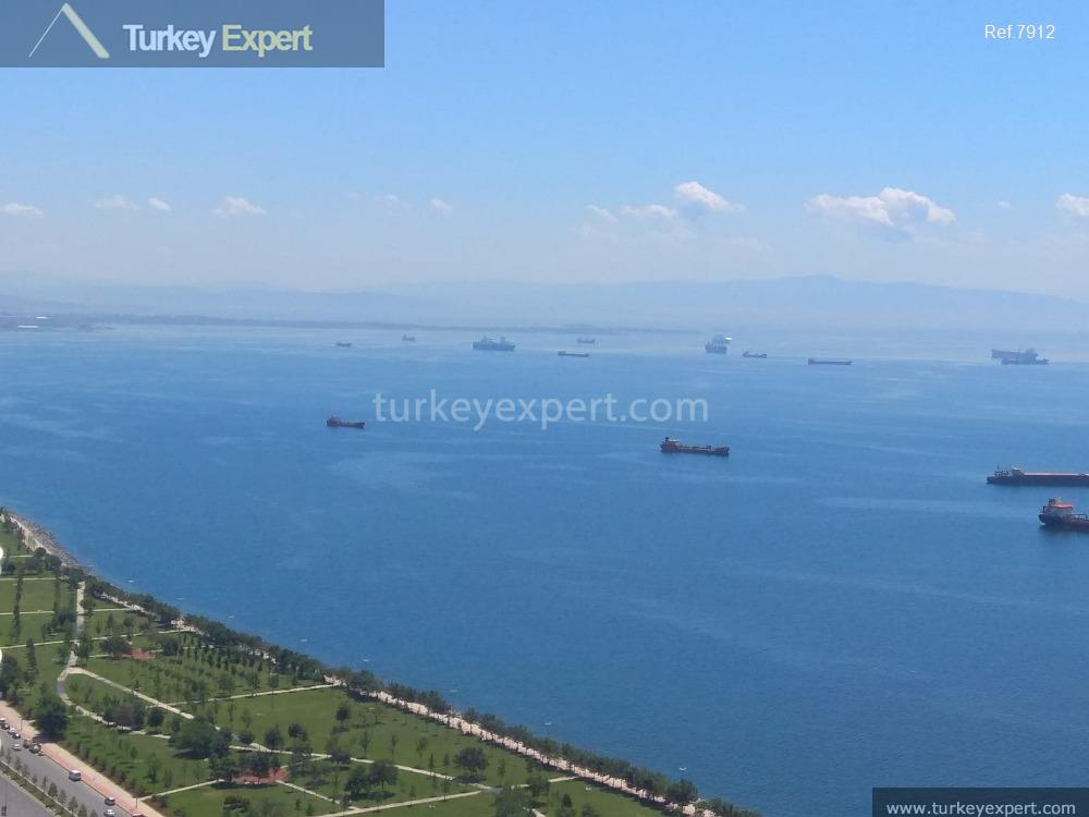 2apartment for sale in kartal istanbul sea front16