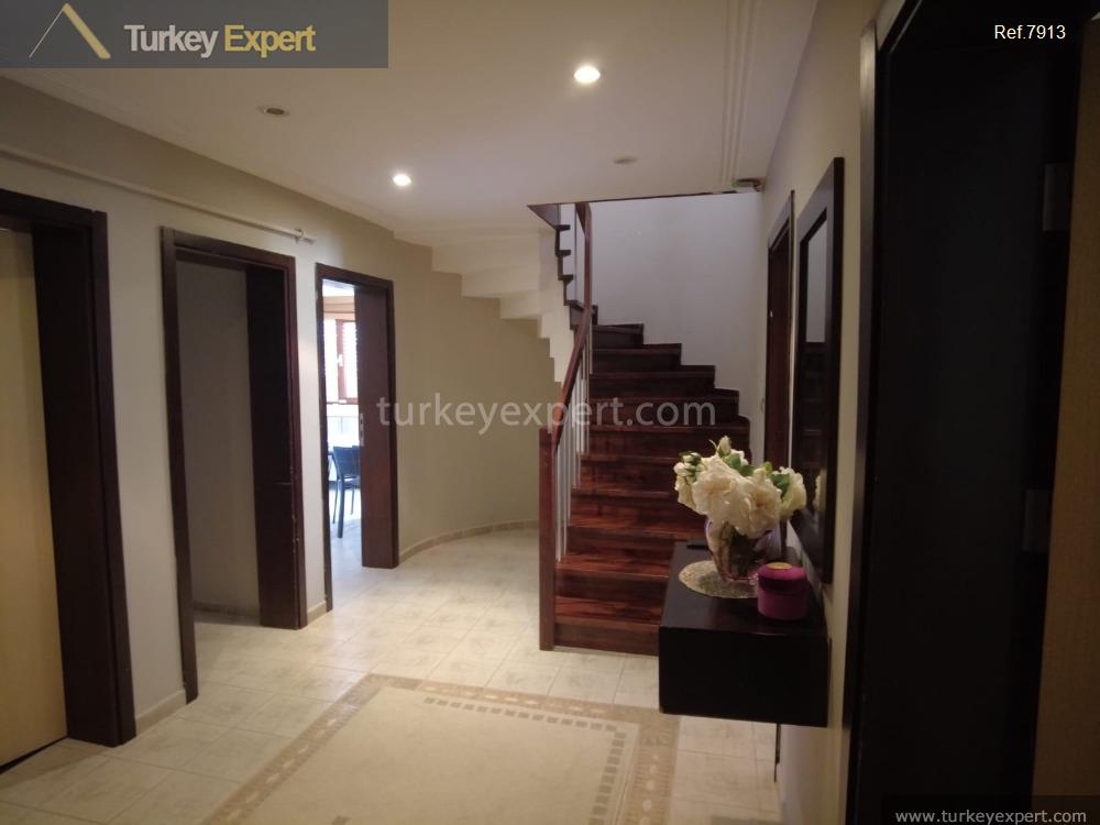 duplex house for sale in florya istanbul10