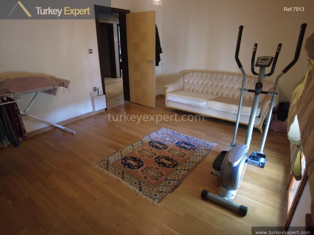 duplex house for sale in florya istanbul7