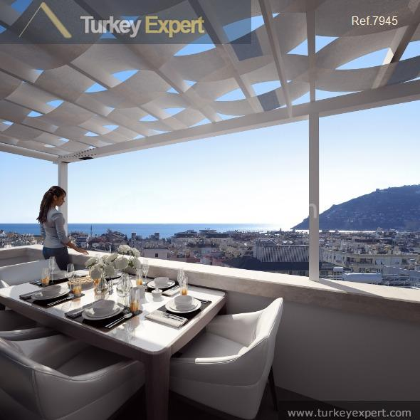1centrally located alanya apartments11