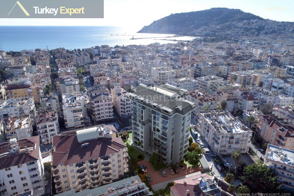 2centrally located alanya apartments13