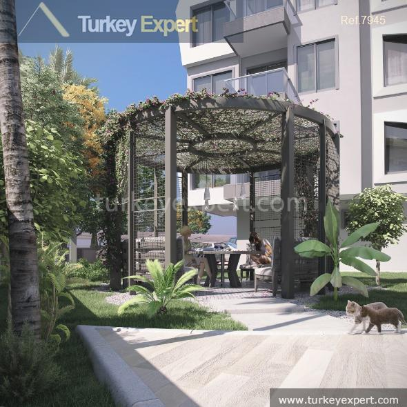 centrally located alanya apartments7