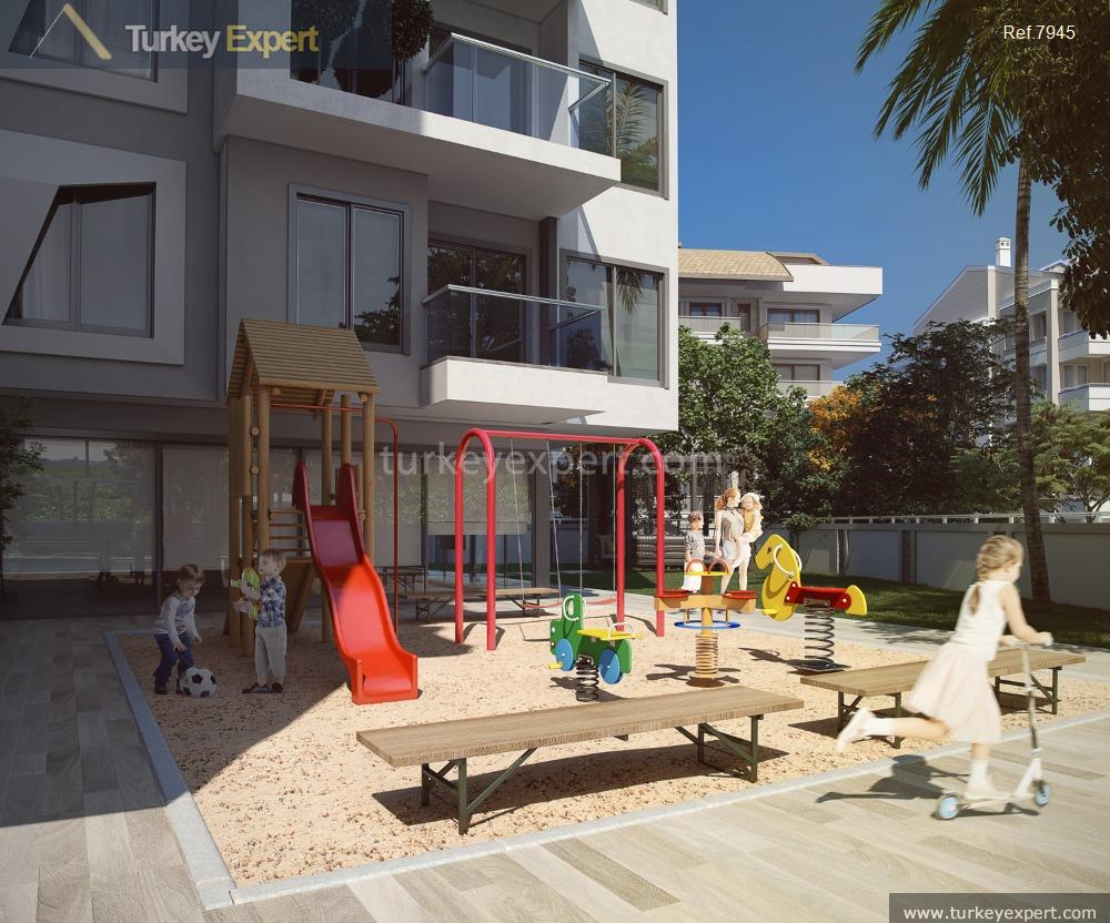 centrally located alanya apartments8