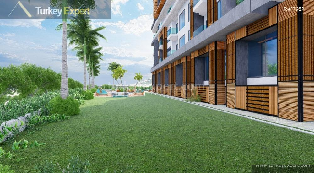 frontbeach residential project in tosmur2