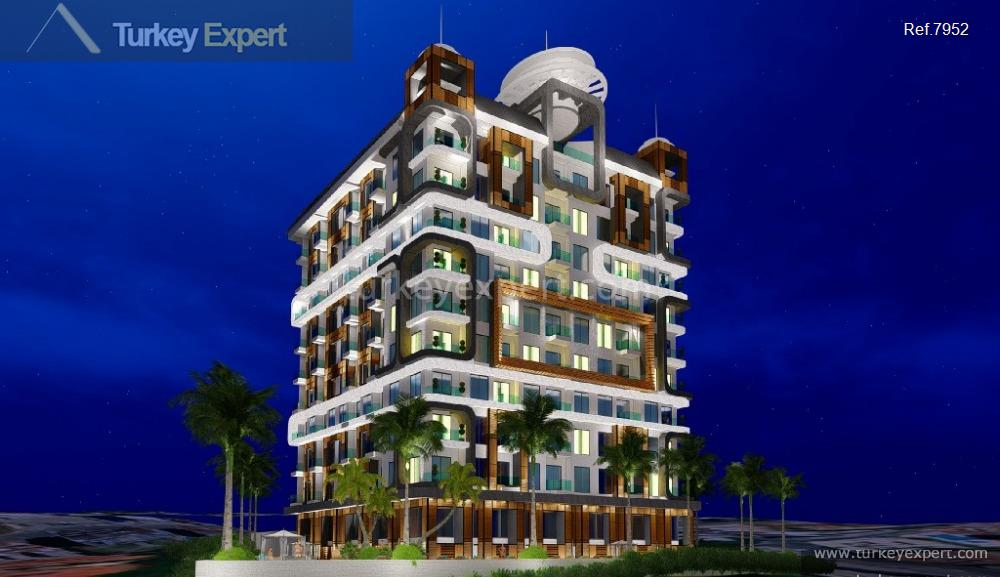 frontbeach residential project in tosmur4