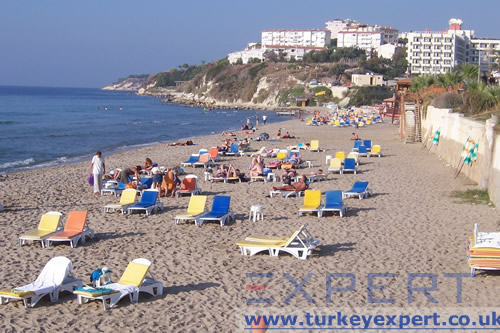 Kusadasi - Ladies Beach