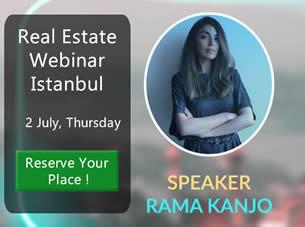 Online Real Estate Webinar Istanbul
